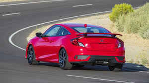 Everything you need to know about the 2017 Honda Civic Si