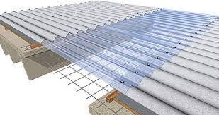 polycarbonate roofing sheet translucent corrugated