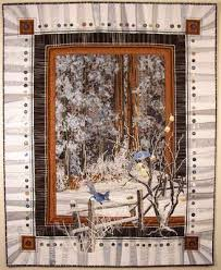 326 best Quilts - Panel images on Pinterest | Embroidery ... & An Unexpected Snow uploaded by pinner Adamdwight.com