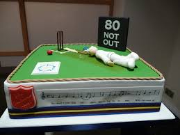 80th Birthday Cake For A Man Who Played In The Salvation Army Band I