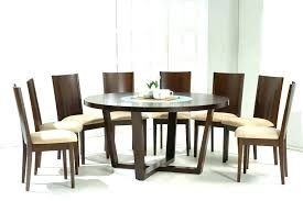 what size round table seats 8 round table seating size dining tables round table seats 8