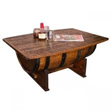 wood barrel furniture. Whiskey Barrel Coffee Table Wood Furniture C