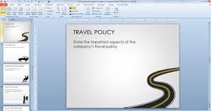 Free Employee Handbook Template For Powerpoint Free Powerpoint