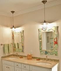 adds delicate touch to bathroom vanity blog barnlightelectriccom bathroom vanity pendant