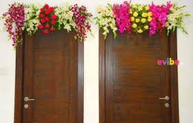 Small Picture Best housewarming gruhapravesam flower decorations in Bangalore