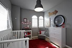 nursery rugs boy red