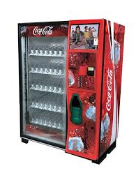 Countertop Vending Machine Fascinating Dixie Narco Model DN48 Elevator Machine Coke Deco Vending World