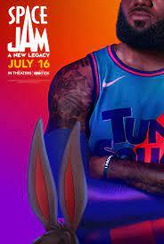 The Playoffs - 'Space Jam 2' com LeBron James ganha pôsteres e data de  lançamento