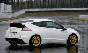 Road Test of the 2011 Spoon Sports CR-Z - Full Authoritative Test ...