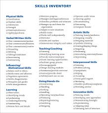 professional skills list list of professional skills ender realtypark co