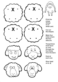 Small Picture Lost Sheep Activity Page Sunday school Pinterest Sheep