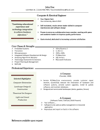 Free Resume Templates 7 Best Professional Layout Examples And