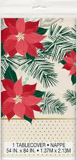 Details Zu Weihnachtsstern Traditionell Weihnachten Plastikdecke Rot Weihnachten Blumen