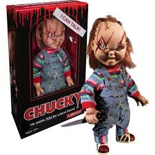 "15"" Child's Play Chucky Mega Scale Talking Figure Mezco Toys –  www.scifi-toys.com"
