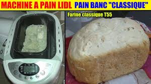 machine à pain lidl silvercrest test pain programme 2 léger pain blanc clic you