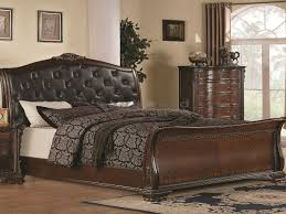 Old World Bedroom Furniture Maddison Old World Sleigh 6 Pc Queen Bedroom 202261q Seaboard