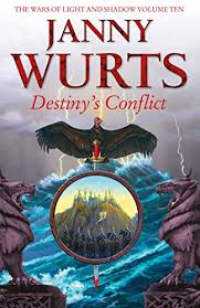 destiny s conflict book two of sword of the canon the wars of light and