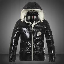 Moncler Branson Classic Mens Down Jackets Black Short Style Hot Trend On  Sale
