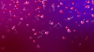 free hd love background with hearts romantic wedding background you