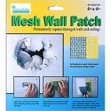 wall repair patch fix drywall hole