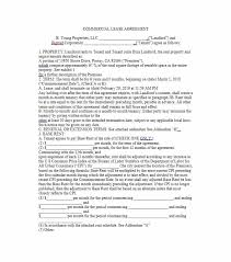 Standard Commercial Lease Agreement 26 Free Commercial Lease Agreement Templates Template Lab