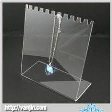 Lucite Stands For Display Hot Item] Necklace Display Stand Acrylic Display Stand Jewelry 30