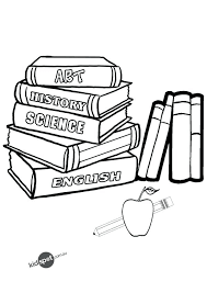 600x850 books for coloring and book for coloring a pile of books