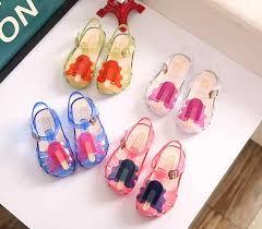 <b>2019 New</b> Kids <b>Mini SED</b> Jelly Sandals For Baby Girls ice cream ...