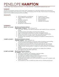 Objective For A Nanny Resume Nanny Resume Example Examples Of Resumes 70