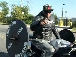 Well Damn Man Bench Pressu0027s 135lbs While Popping A Wheelie On His Bench Press Wheelie
