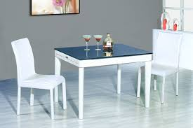 Contemporary Modern Dining Room Sets - Modern white dining room sets
