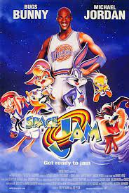 Space Jam (1996) | Space jam, Looney tunes space jam, Original movie posters