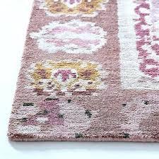 pink persian rug pink rug style rug pink west elm nuloom vintage persian medallion pink rug