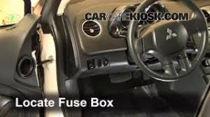 transmission fluid level check mitsubishi eclipse 2006 2012 2006 2012 mitsubishi eclipse interior fuse check