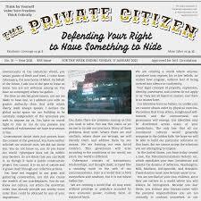 The Private Citizen
