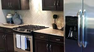 kitchen backsplash dark cabinets best for soar brown ideas black59 cabinets