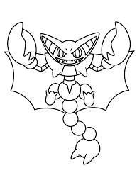 Staravia Pokemon Coloring Pages