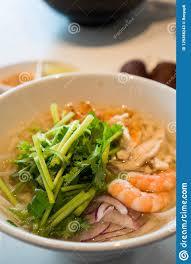 Hot Seafood Vietnamese Noodle Soup ...