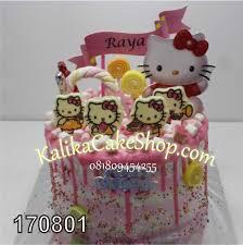 Kue Ultah Hello Kitty Kayla Kue Ulang Tahun Bandung