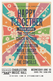 Happy Together Tour Charleston Music Hall Official Website