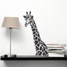 Giraffe Wall Sticker   Oakdene Designs   1