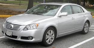 File:2008 Toyota Avalon XLS.jpg - Wikimedia Commons