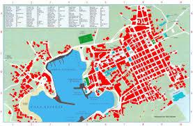 Mappa Di Lampedusa Mappa Dal Satellite Di Lampedusa Carta
