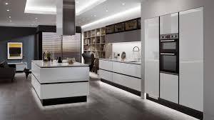 White High Gloss Kitchen Cabinets High Gloss Red Anigre Kitchen