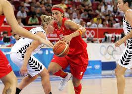 Resultado de imagen de seleccion femenina de baloncesto