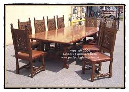 spanish colonial dining tables with regard to stylish house spanish dining room chairs plan