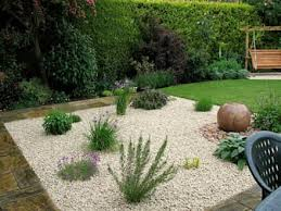 garden designs. Gravel And Water Garden Area: Mediterranean By Jane Harries Designs