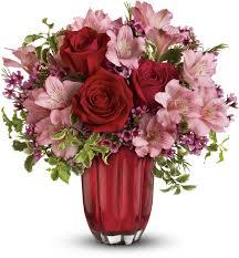 heart s trere bouquet by teleflora in randallstown md raimondi s flowers gift baskets