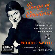 Muriel Smith - Songs Of Christmas (1955, Vinyl) | Discogs