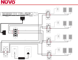 nuvo home audio wiring diagram wiring diagram and schematic design home audio wiring diagram nilza